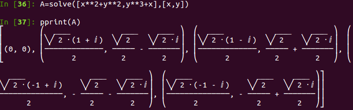 My First Contribution To Sympy For Bin Sec